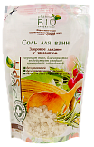 "Bath salt ""Healthy breathing with ..."