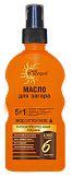 SUN OIL WATER-RESISTANT SPF 6